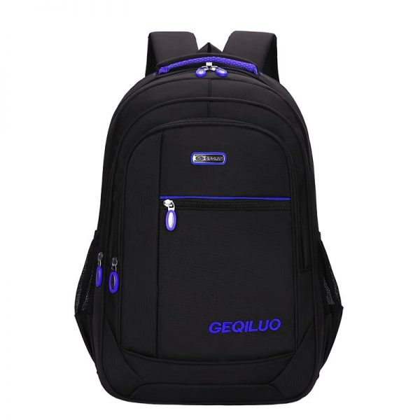 Unisex Waterproof Oxford Backpack Laptop Backpacks