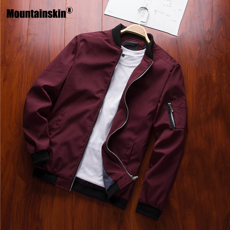 Mountainskin Mens Jackets Autumn Casual Jacket Coats