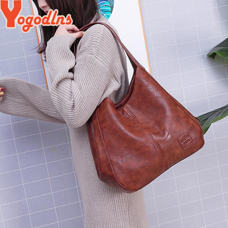 Vintage Women Hand Bag Designers Luxury Handbags