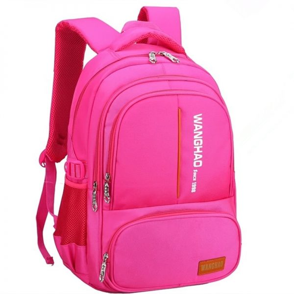 Children School Backpack boys Waterproof Backpacks