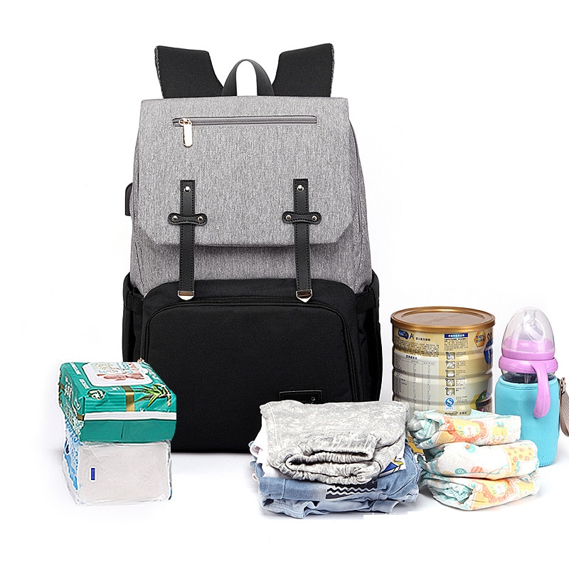 Baby Multifunction Bags Women Travel Infant backpack