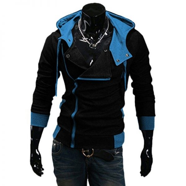 Men Fashion Hooded Sweatshirts Spring Spring Sportswear