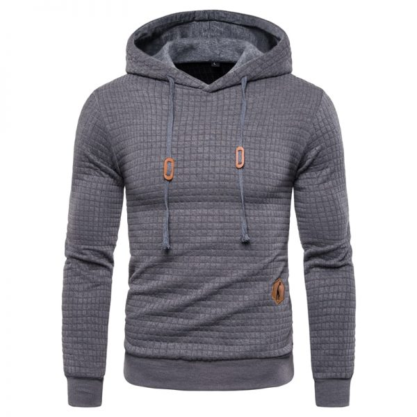New Spring Autumn Hoodies Men Casual Hooded