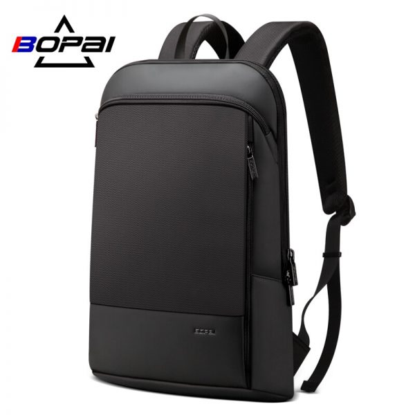 BOPAI Slim Laptop Backpack Office Work Men Backpack