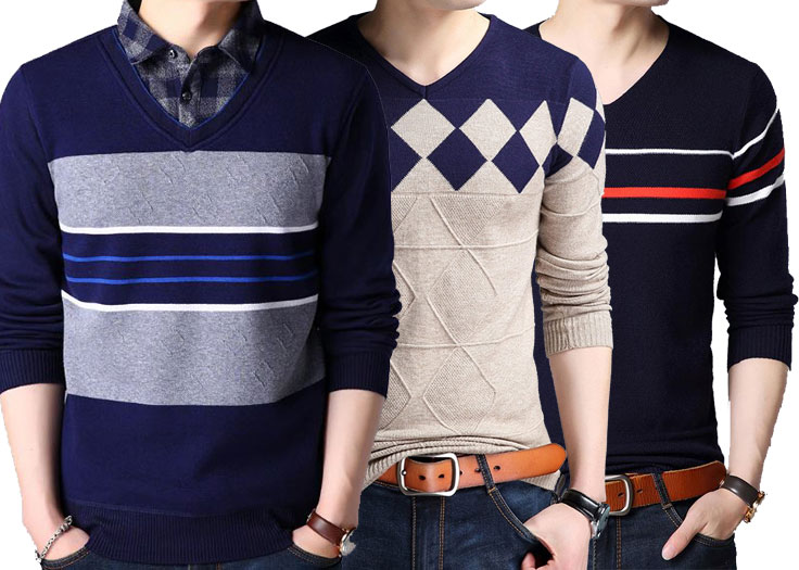 How to Choose a Man Pullover