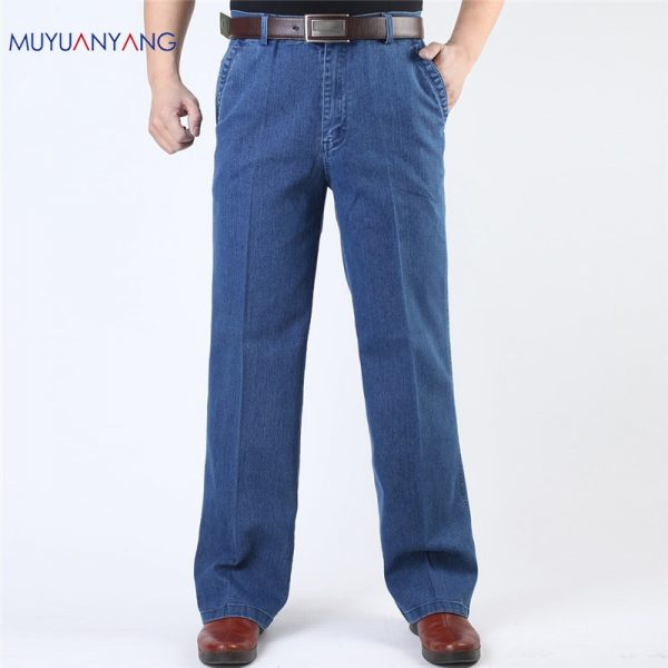 Denim Jeans Casual Long Jeans