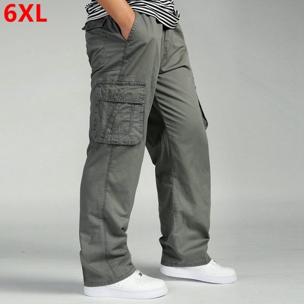 Casual trousers cargo pants