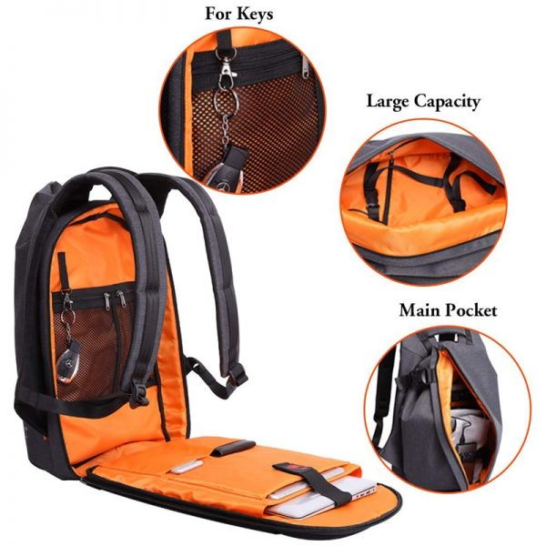 Men Fashion Backpack Travel Backpack