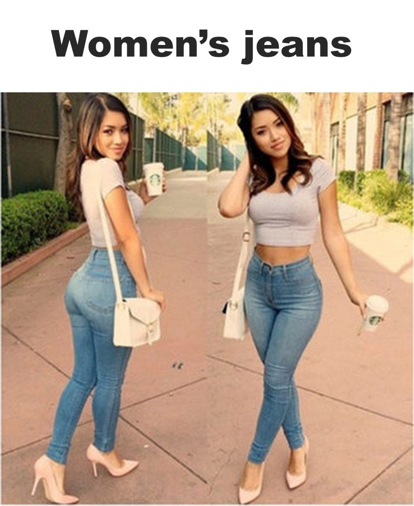 How to Choose Women's Jeans