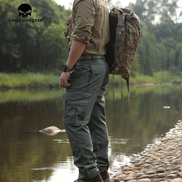 Cargo Pants Men Combat SWAT Army Military Pants