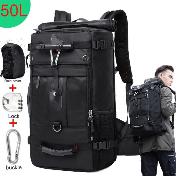 Waterproof Travel Backpack Men Women Multifunction