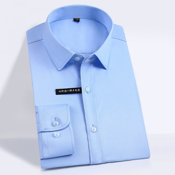 Men's Bamboo Dress Shirts Comfortable Dress Shirt