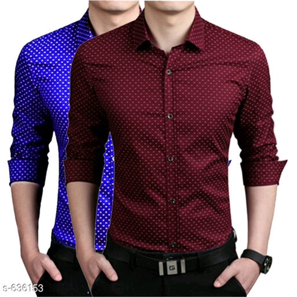 Wear Casual Shirts to Look Stylish
