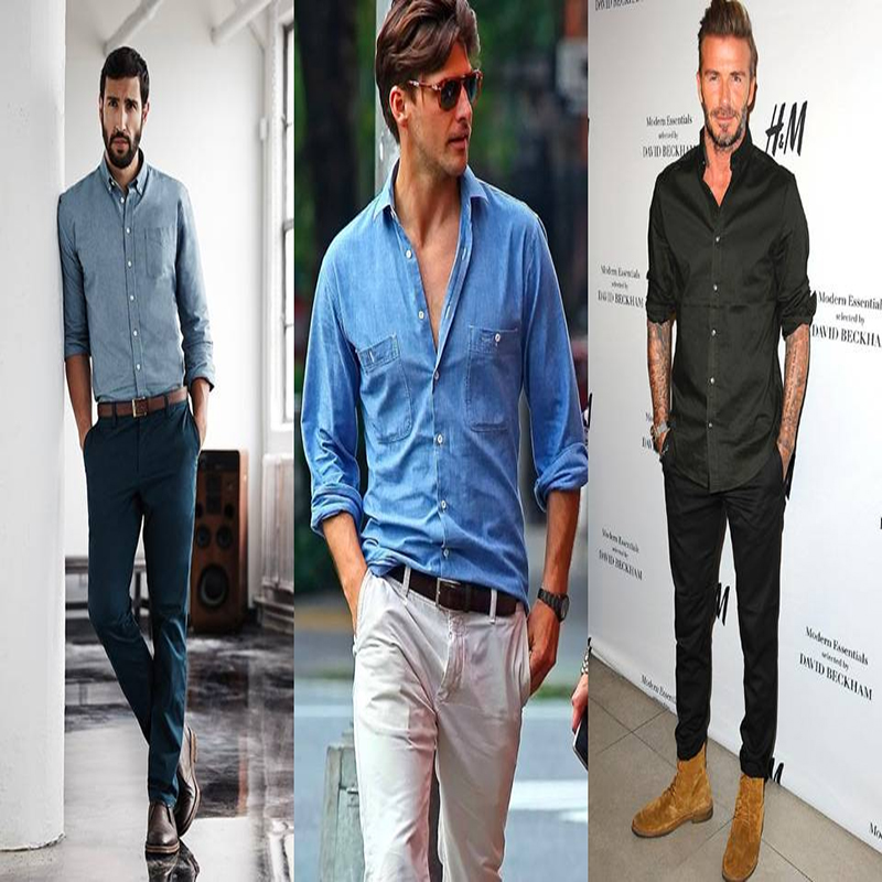 How to Buy Men Shirts