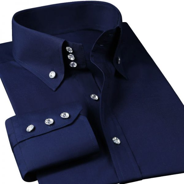 Business Mens Kleid Fashion Shirts