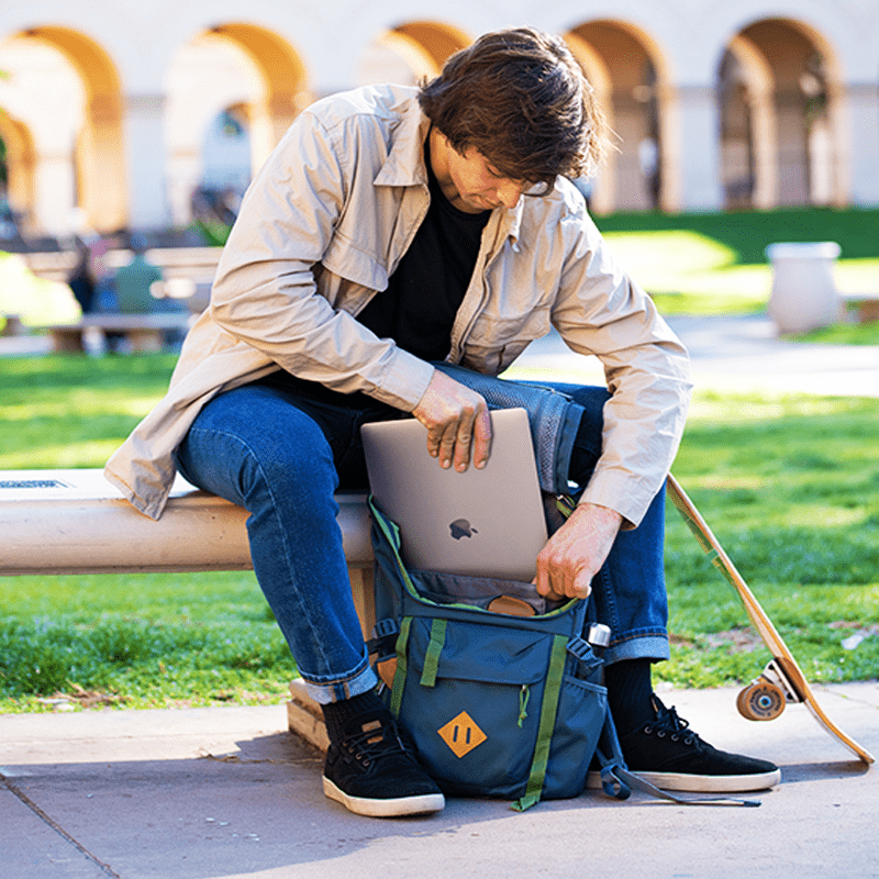 What Are the Different Features of a Laptop Backpack?