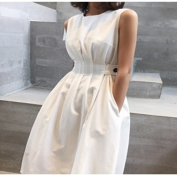 Elegant Casual O neck Party Dress