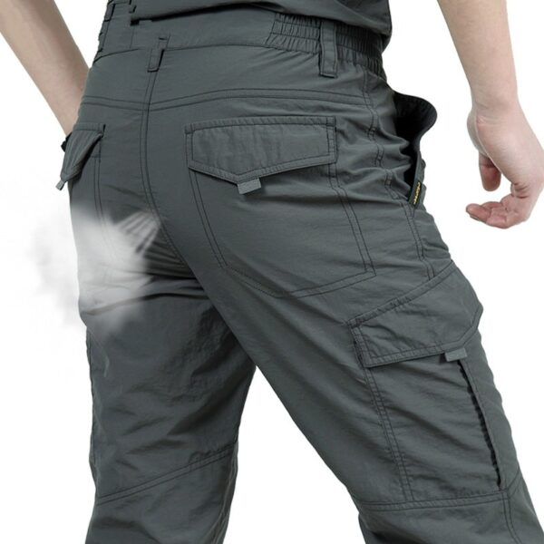 Summer Tactical Cargo Pants