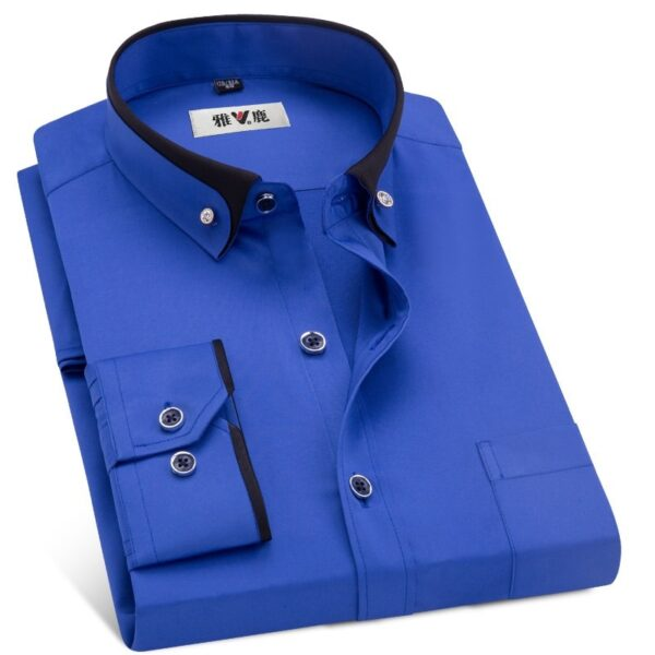 Business Dress Style Casual Shirt