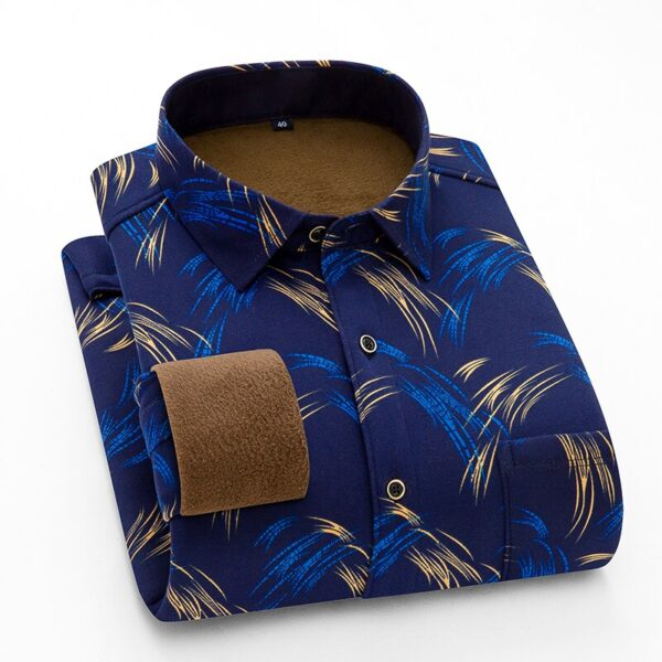 Hawaii Casual Long Printed Shirts