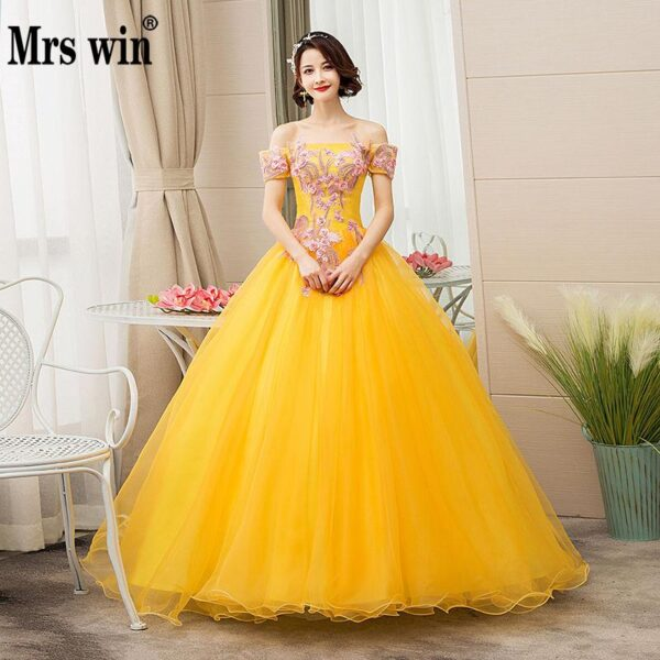 Quinceanera Party Prom Dresses Gown