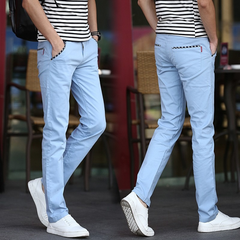 A Few Reasons to Shop Online For Men Blue Jeans