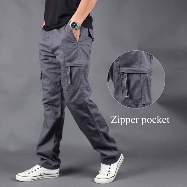 Military Trousers Outwear Cargo Pants