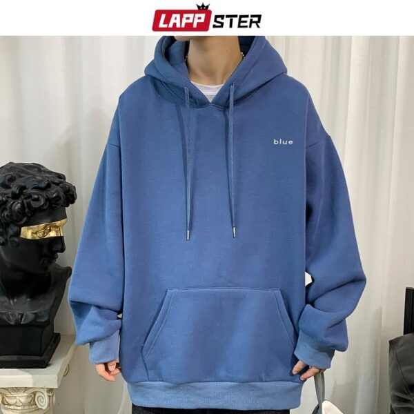 Embroidery Fleece Sweatshirts Hoodies