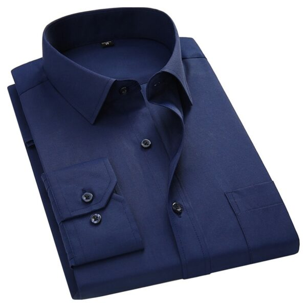 Business Social Sleeved Dress Shirts