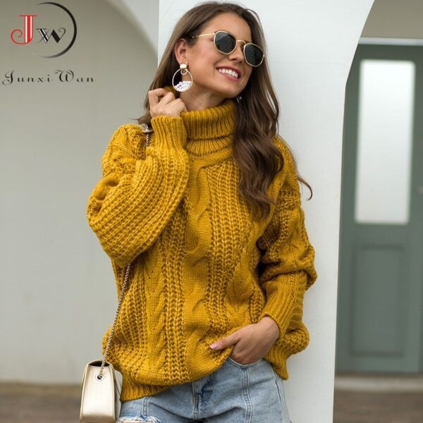 Women Pullovers Fashion Jumper