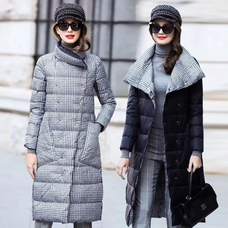 Women Winter Long Warm Coat