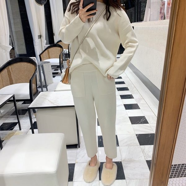 Women Sporting Autumn Female Suit