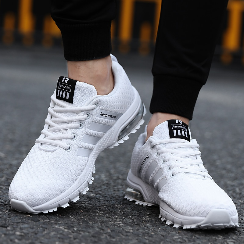 Men Casual Trainers Sneakers Shoes