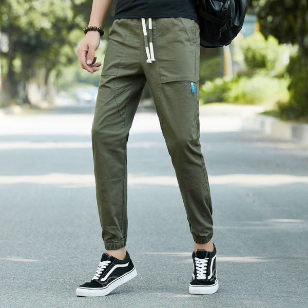 Autumn Baggy Sports Casual Pants