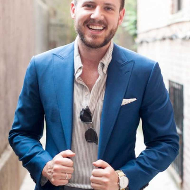 How Men's Blazer Fashion Is Changing