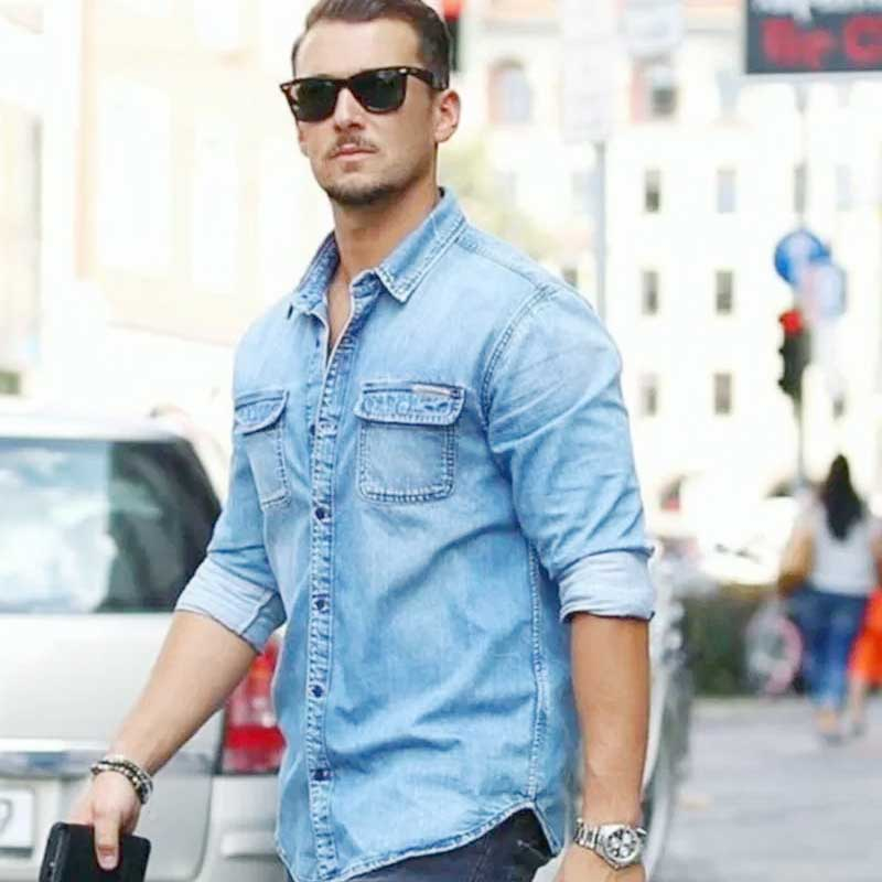 Look-and-Feel-Good-With-a-Men's-Shirt