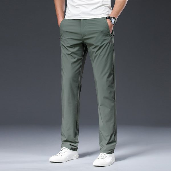 Summer Smart Trousers Casual Pants