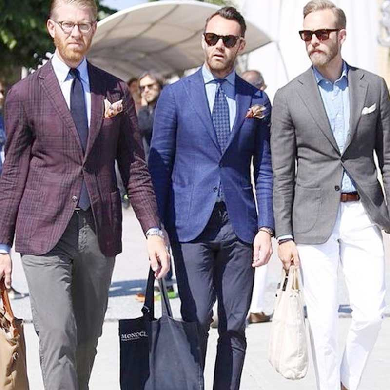 All You Need to Know About Men's Blazer Jackets