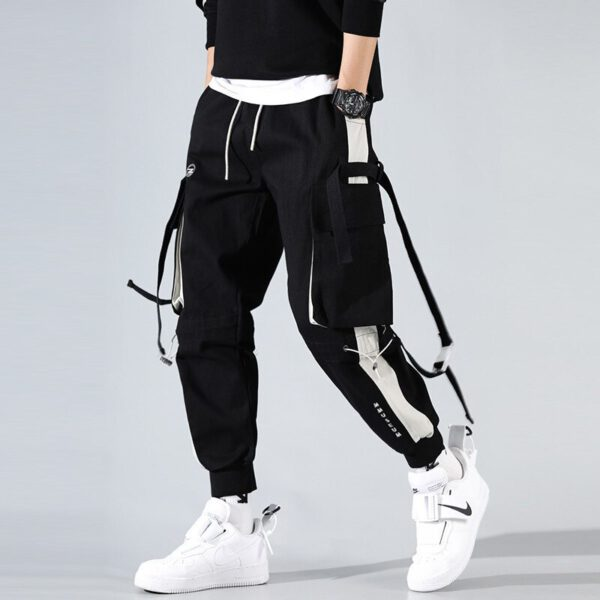 Fashion Loose Trousers Casual Pants