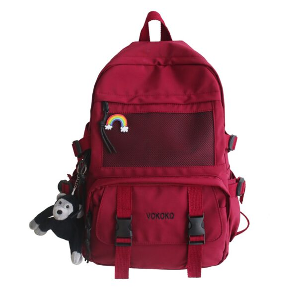 Fashion Waterproof Student Travel Backpack